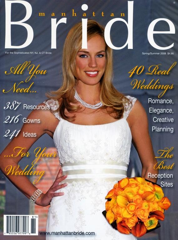 Manhattan Bride Magazine - Holly & Daryl